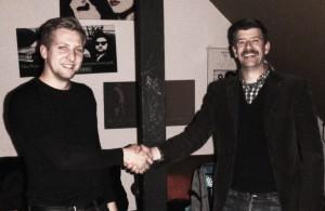 Daniel Blank und Philipp Stadler