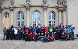 Gruppenfoto Schloss Marquardt Open