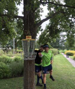 Minimarker-Korb zum Team Cup 2018