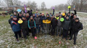 Eisgolfen 2019: Gruppenphoto