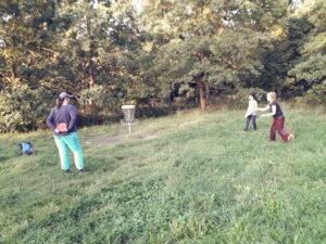 Frauen*Golfen 2021: Putting